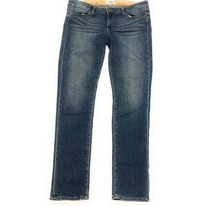 Paige Jimmy Jimmy Skinny Greta Wash Jeans Size 30